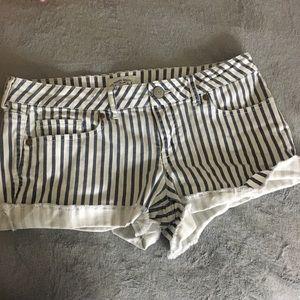 5 for 20! Aeropostale retro pin striped shorts